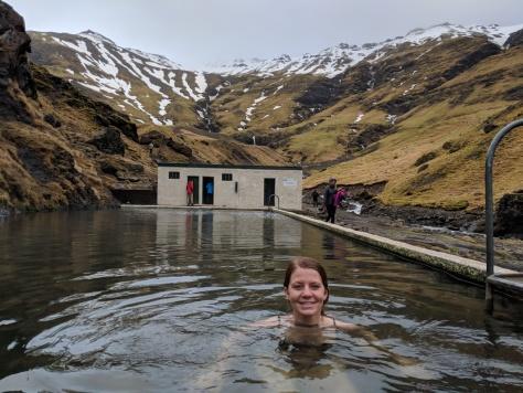 Seljavallalaug Hot Spring Pool